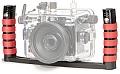Ikelite podstawa i uchwyt podwójny do obudów Ikelite, Canon, Nikon, Olympus, Sony itd