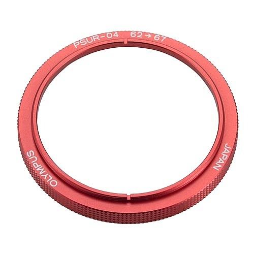 Olympus PSUR-04 pierścień redukcyjny 62 - 67 mm