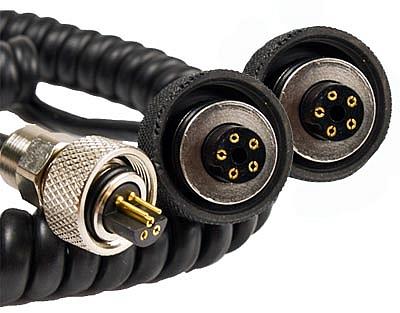 Ikelite przewód synchronizacyjny podwójny - obudowa Ikelite / 2x lampa Sea&Sea lub Inon