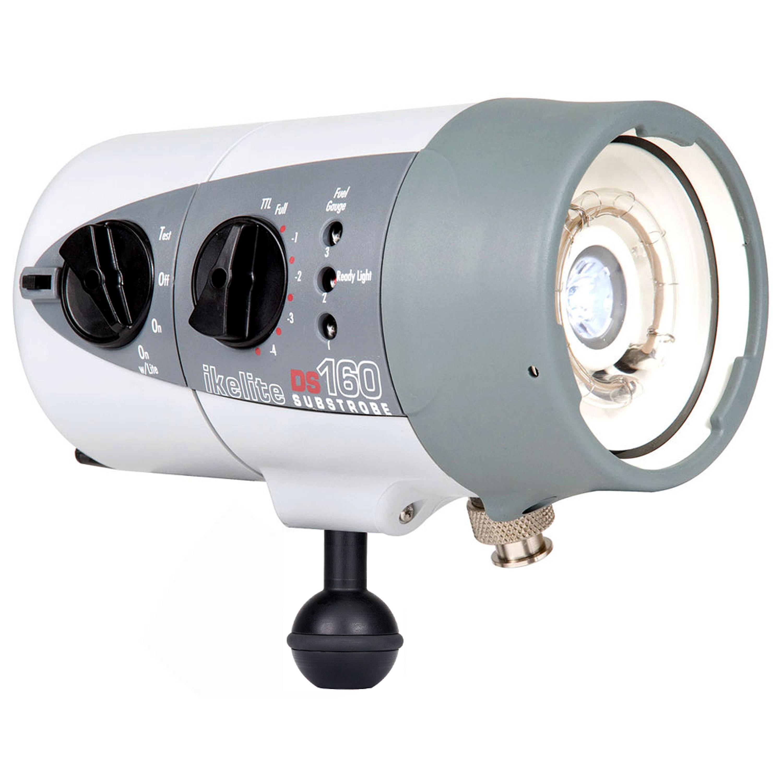 Ikelite DS160 (Ni-MH) lampa błyskowa z ładowarką