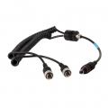 Ikelite przewód synchronizacyjny podwójny - obudowa z gniazdem Nikonos, 2 lampy Ikelite