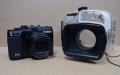 Zestaw Canon G1x + obudowa Canon WP-DC44 (używany)