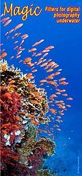 Magic Filters filtr na wody niebieskie do obiektywów typu rybie oko