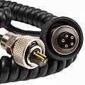 Ikelite przewód synchronizacyjny pojedynczy - obudowa Ikelite / lampa Sea&Sea lub Inon