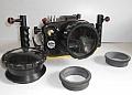 BS Kinetics Nikon D80 - używana obudowa podwodna