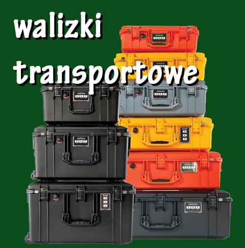 walizki transportowe